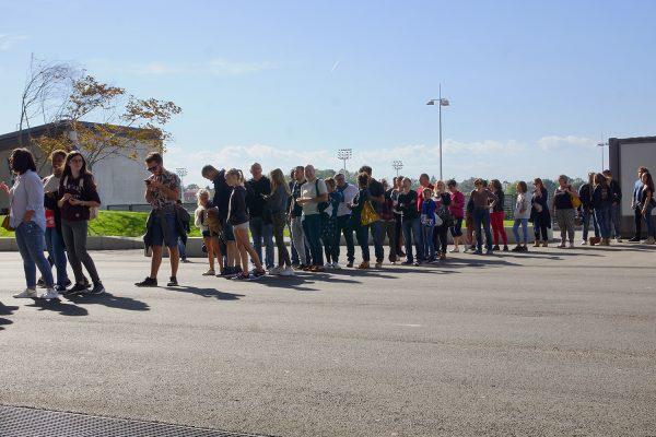 Inauguration Offside Gallery au Groupama Stadium