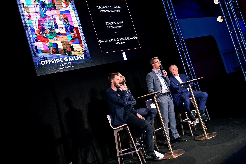 Guillaume et Gautier Mathieu Offside Gallery